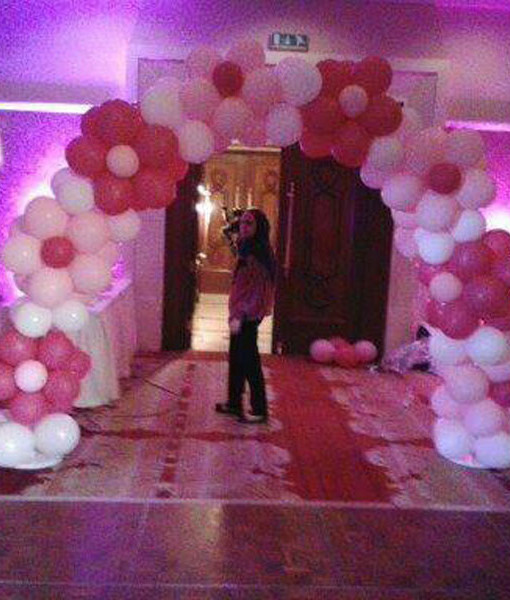 Customized balloons 22