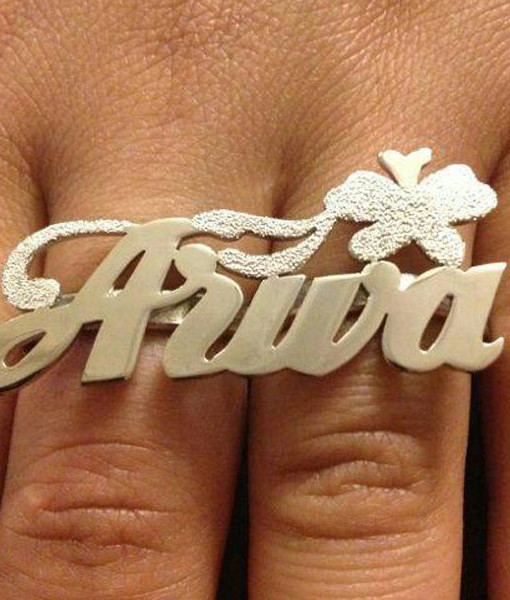 9259Gold Customized Ring 2
